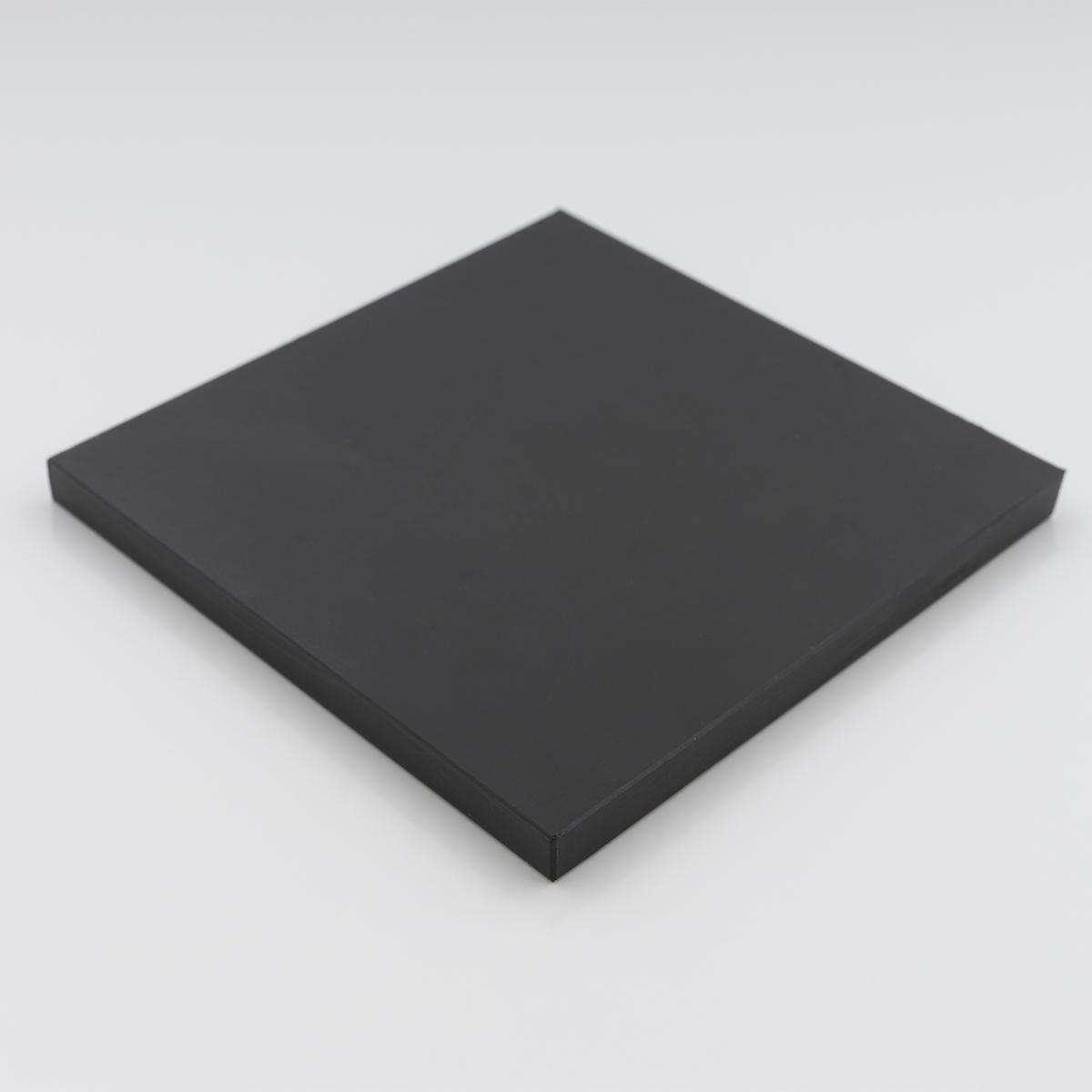 Black High Density Polyethylene Sheet