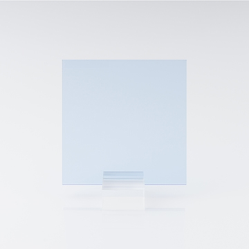 Fluorescent Neptune Blue 7t97 Perspex Acrylic Sheet