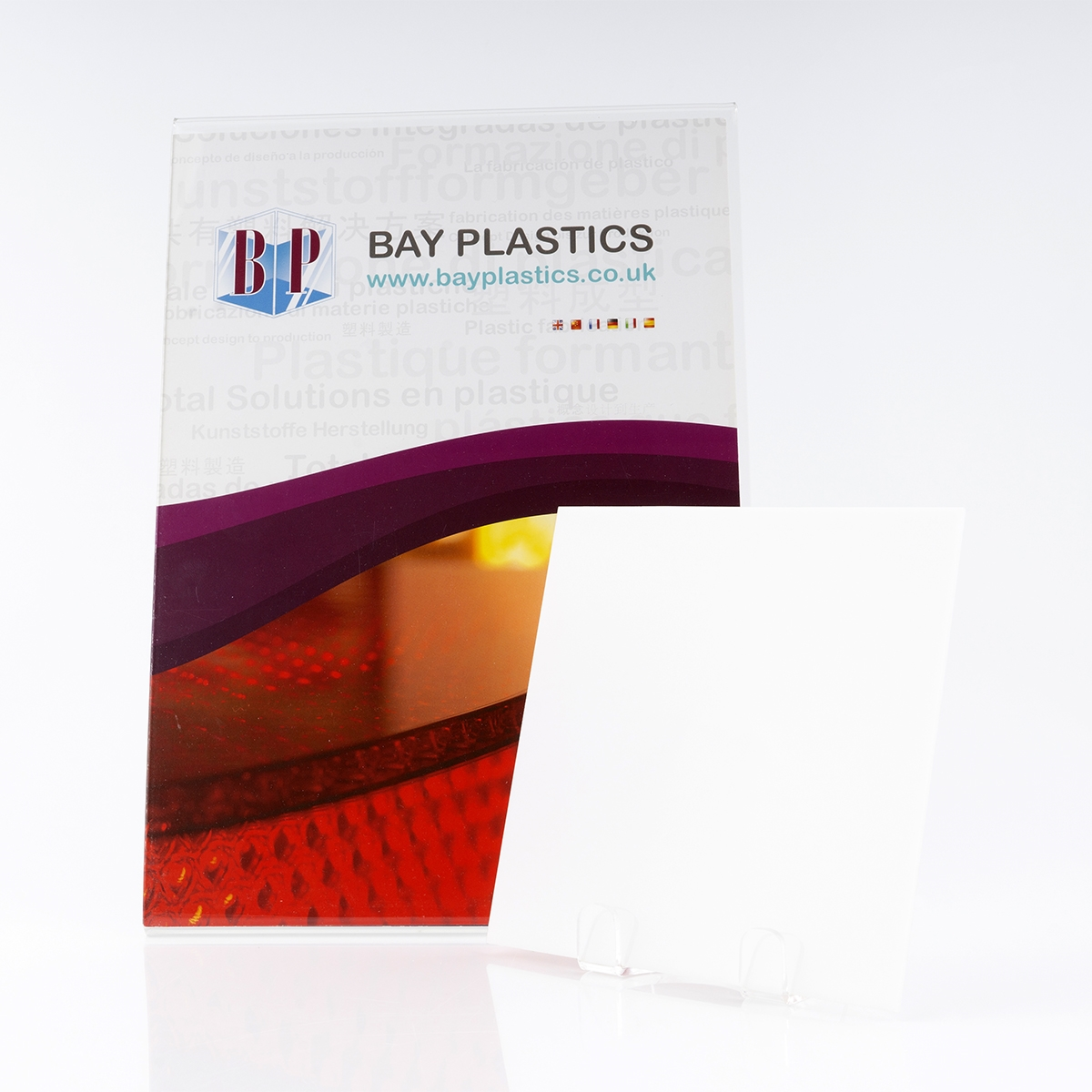 2mm Opal Polycarbonate Sheet with UV Protection on both sides for enhanced Weather Resistance with 39% Light Transmission