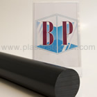 Grey Extruded Pvc Rod