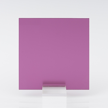 Perfect Plum 8t15 Frost Perspex Sheet