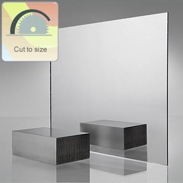 Two Way See Thru Acrylic Mirror Sheet