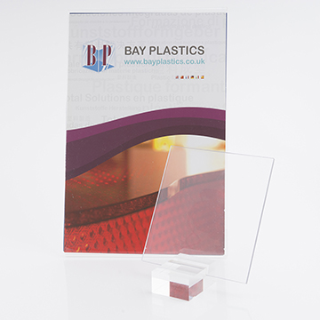 Clear Cast Perspex Acrylic Blocks