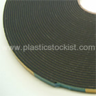 Black Double Sided Pvc Glazing Tape