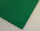 Green Gloss Palight Foamed Pvc Sheet