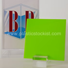 Green 6t81 Cast Perspex Acrylic Sheet