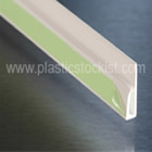 1 Part Capping Strip / J Section Profile