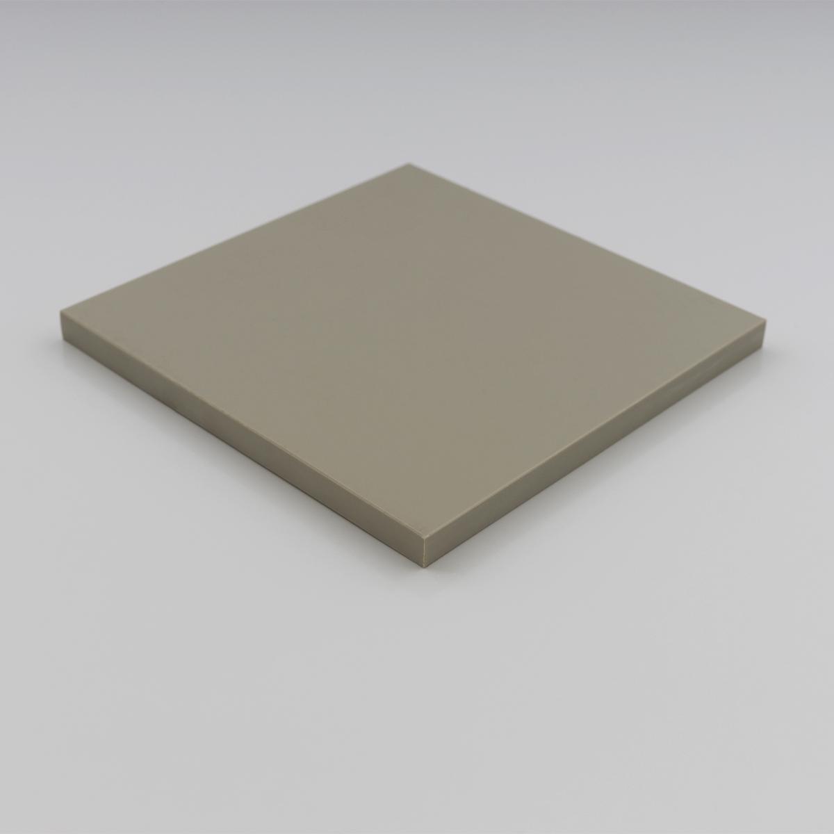 Beige Grey Polypropylene Co Polymer Sheet