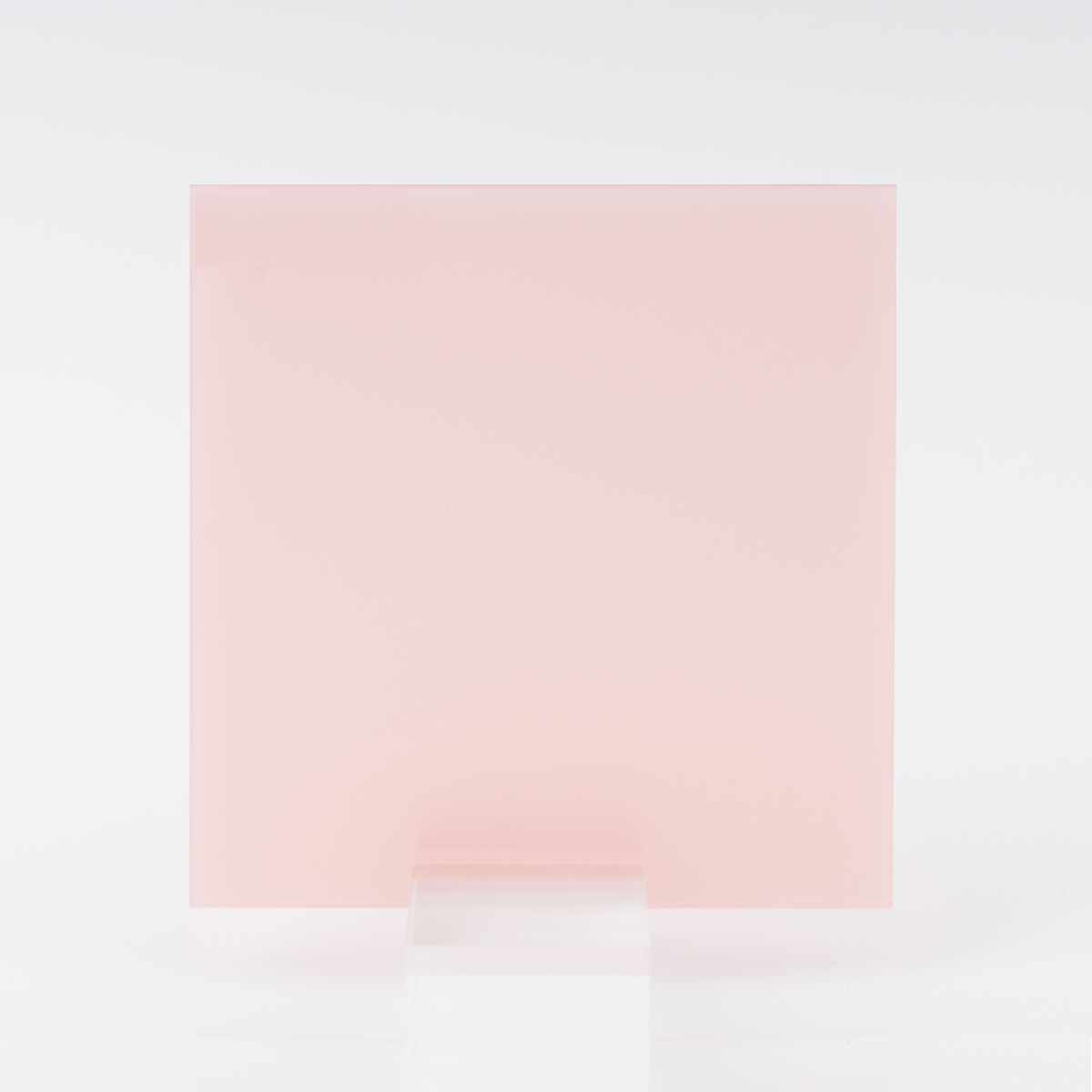 Blush Pink 4t46 Frost Perspex Acrylic Sheet 54 Light