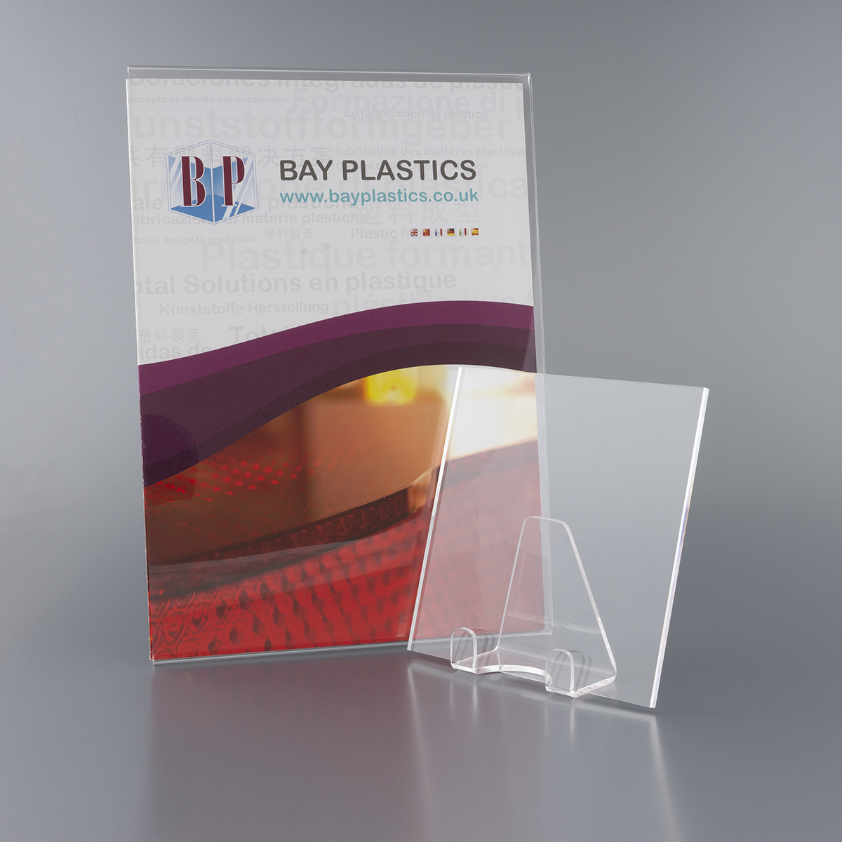 Clear Cast Perspex Acrylic Sheet