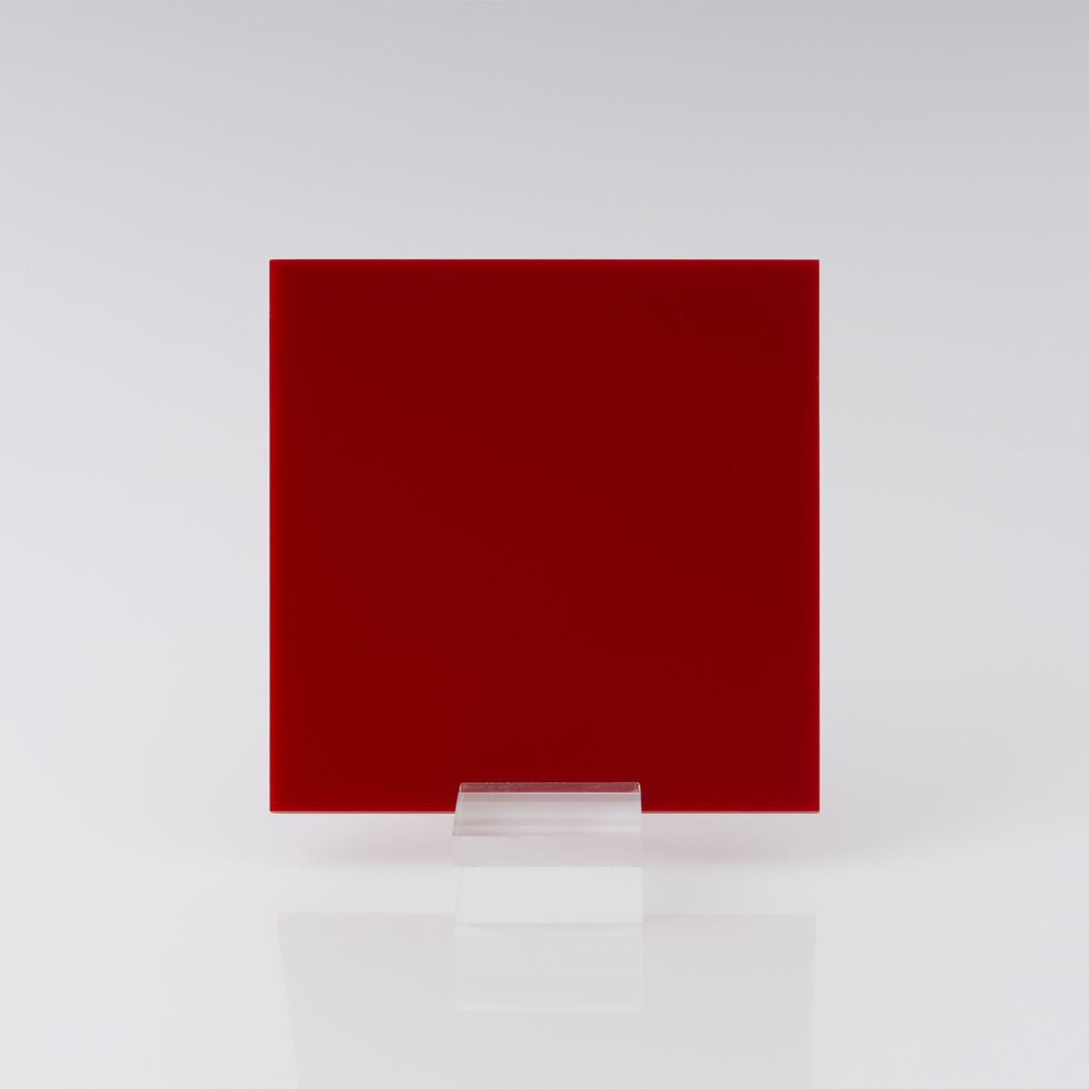 Red 433 Perspex Acrylic Sheet Plastic Stockist