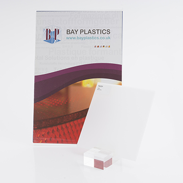 Opal 050 Cast Perspex Acrylic Sheet With 37% Light Transmission Ideal For Light Boxes