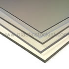 Clear Polycarbonate Sheet Palsun Plus With Uv Protection Both Sides For Enhanced Weather Resistance