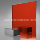 Red 1310 Extruded Acrylic Mirror