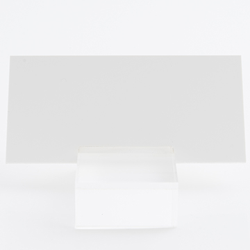 White Acrylic Capped Abs Sheet|white_acrylic_capped_abs.jpg|